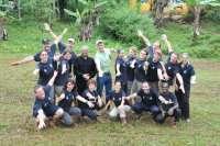 Airbus-Mitarbeiter aus Hamburg unterstützen Projekt zum Schutz der Artenvielfalt in Indien…