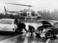 40 Jahre Luftrettung in Deutschland…