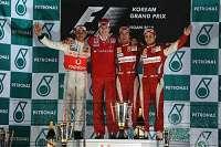 Vettel kann Pole nicht ins Ziel bringen…