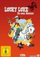 Die neuen Abenteuer des legendären Revolver helden Lucky Luke erstmalig auf DVD im Handel