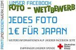 Jedes Foto 1 Euro für Japan – Fotowettbewerb und Spendenaktion