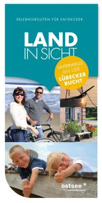 """Vom Binnenland zur Waterkant. Mit Regionalkarte """"Land in Sicht"""" die Lübecker Bucht erkunden…"""