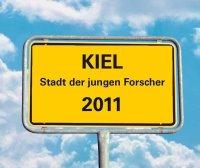 """""""Einsteins von morgen"""": Kiel feiert das Wissenschafts-Festival """"Stadt der jungen Forscher 2011"""""""