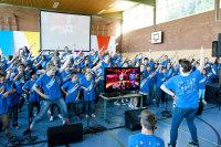 The Young Americans und Dance Central bewegen Kids…