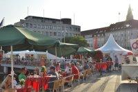 """""""Käse trifft Wein"""" – das Event für Genießer am Kieler Bootshafen vom 15. – 17. Juli 2011…"""