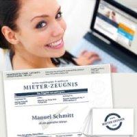 Neuer Service für Mieter und Vermieter:  Erstes unabhängig und objektiv geprüftes MIETER-ZEUGNIS von mietreport…