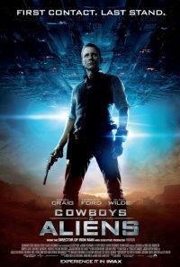 IMAX®-Version von Cowboys & Aliens läuft ab dem ab 25. August 2011 in Deutschland