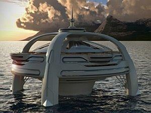 Project Utopia: Mobile Insel revolutioniert Baukunst – Elf Decks bieten Platz für eine Mikronation