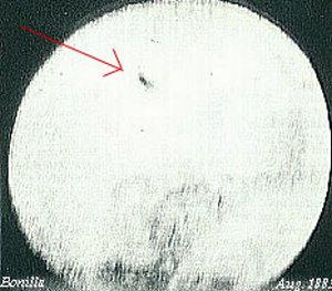 """1883: Erde entging Komet nur knapp – """"UFO-Invasion"""" dürfte Trümmer eines Himmelskörpers gewesen sein"""