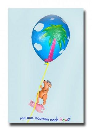 """Kindertheater: """"Ich wünsch mir einen Luftballon"""""""