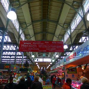 Markthalle: Verbraucher bevorzugen öfter regionale Produkte (Foto: Die Zunft AG)