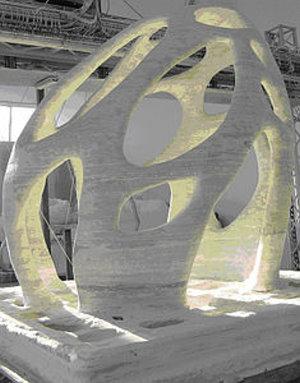 D-Shape: Gebäude aus dem 3D-Drucker – Hausbau soll zukünftig in einer Woche möglich sein