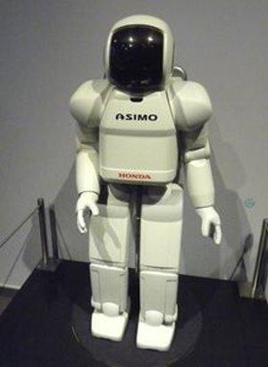 Asimo: eines der bekanntesten Roboter-Modelle (Foto: pixelio.de/schütz)