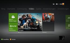 Xbox-Meilenstein: Entertainment überholt Gaming – Multimediainhalte für US-Bürger wichtiger als Multiplayerspiele