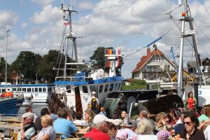 Fischmarkt & Hafentage vom 3. bis 5. August – Schlemmen, shoppen, flirten und flanieren