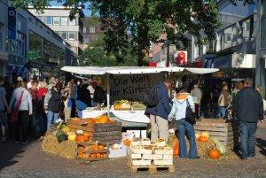 11. Kieler Bauern- und Regionalmarkt vom 5. – 7. Oktober von 10 – 18 Uhr – Marktplatzstimmung und regionaltypisches Flair im Zentrum der Landeshauptstadt