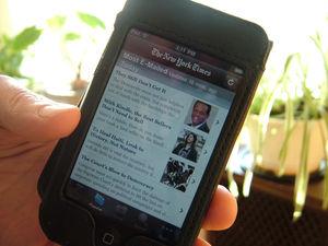 Nachrichten auf Smartphones im Trend – Großes Wachstum für Facebook und Twitter im Mobile-Sektor