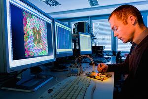 Datenturbo: Gigabit-Raten per Infrarot – Fraunhofer-Entwicklung besonders gut für Nahbereich Dresden