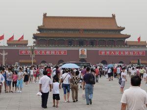 Peking: junge Chinesen zieht es in die USA (Foto: pixelio.de/Dieter Schütz)