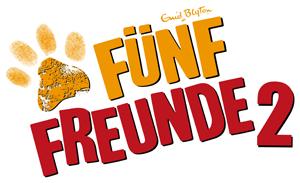 FÜNF FREUNDE 2 – Die berühmtesten Freunde der Welt sind erneut Besuchermillionäre!