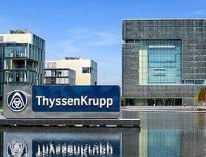 ThyssenKrupp-Sitz: weiter Käufersuche für Überseewerke (Foto: thyssenkrupp.de)
