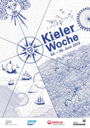 Kieler Woche 2013: Hier spielt die Musik