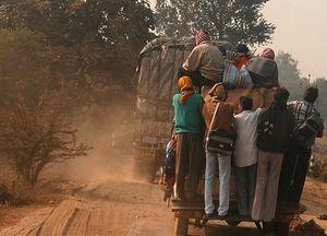 Verkehr: Indien als Ursprung von IT-Angriffen entlarvt (Foto: flickr.com/Shayan)