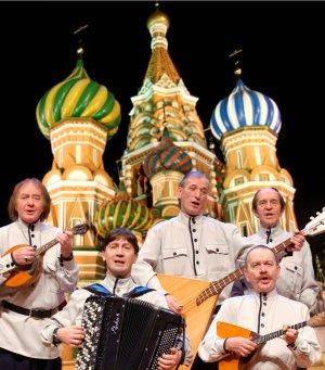 """An den Ufern der Wolga - Unter diesem Motto steht ein festliches Konzert mit dem """"Ensemble der Wolga Kosaken"""""""