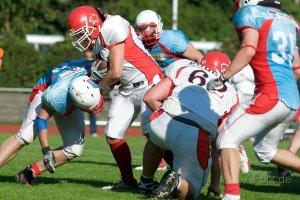 Cougars wollen Saisonstart in Bonn retten