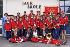 Jaer skoles musikkorps 13-06-24
