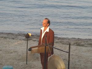 Theater des Wortes am Strand Das Bernsteinschloss – Altes und Neues im Gerede