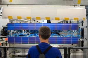 Modulfertigung: PwC-Gutachten hat es in sich (Foto: solarworld.de)