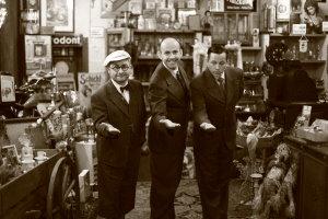 Herren von der Tankstelle zu Gast auf Fehmarn