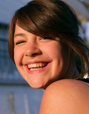 Lächeln: Lebenslang gesunde Zähne erwünscht (Foto: pixelio.de, Rainer Sturm)