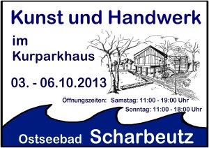 Kunst und Handwerk im Kurparkhaus Scharbeutz