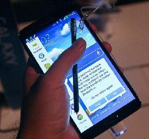 Smartphone: oft schlecht geschützt (Foto: flickr.com, Cheon Fong Liew)