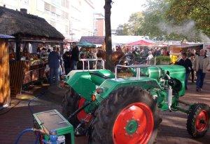 12. Kieler Bauern- und Regionalmarkt vom 4. – 6. Oktober 2013, Marktplatzstimmung und regionaltypisches Flair im Zentrum der Landeshauptstadt