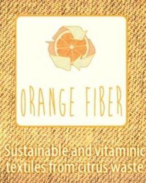 Abfallprodukte aus Zitrusfrüchteanbau für Textilien – Marktreife erreicht – Orangenkleider setzen Vitamine auf der Haut frei