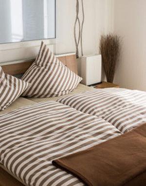 Schlafzimmer: Zu viel Licht schadet dem Gewicht (Foto: pixelio.de, Rainer Sturm)