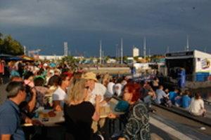 Das 2. Wochenende des KielNET-Bootshafensommers wird bunt!