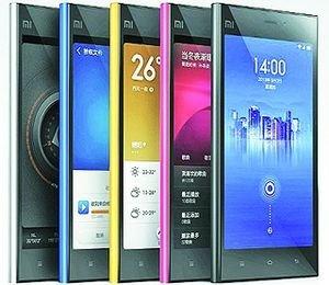 Xiaomi Mi3: chinesisches Erfolgsmodell startet durch (Foto: mi.com/en)