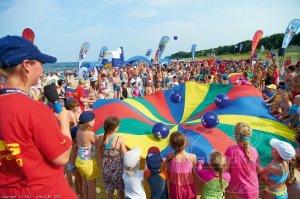 DLRG/NIVEA-Strandfest auch 2014 wieder am Südstrand