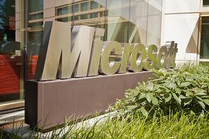 Microsoft: Beispiel eines alten Riesen (Foto: Marcin Wichary, flickr.com)