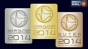 14x wurde die Auszeichnung 2014 an Deutsche Clubs vergeben