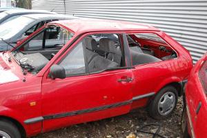 Lübeck – VW Polo mittels illegaler Pyrotechnik gesprengt