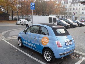 Rekord: Über eine Mio. Deutsche nutzen Carsharing