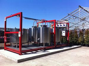 Strom aus Rückständen der Zitrusfruchtverarbeitung – Pilotanlage zur technischen und wirtschaftlichen Untersuchung gestartet