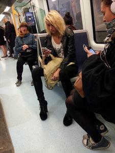 U-Bahn-Nutzer per Smartphone leicht verfolgbar – Bewegungssensor-Daten sind erschreckend einfach zu stehlen