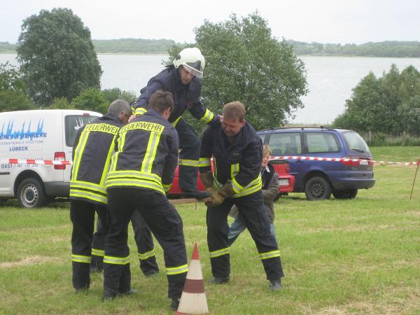 Sommerfest der Freiwilligen Feuerwehr Hemmelsdorf