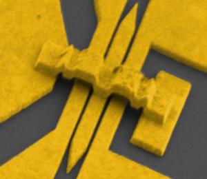 Gold-Modulator revolutioniert Datenübertragung – Bis zu 70 Gigabit pro Sekunde bei nur wenigen Tausendstel Watt